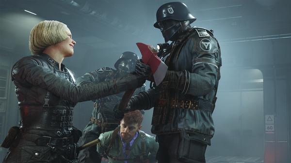 Wolfenstein 2: The Freedom Chronicles - Season Pass Screenshot