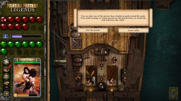 Fighting Fantasy Legends Screenshot