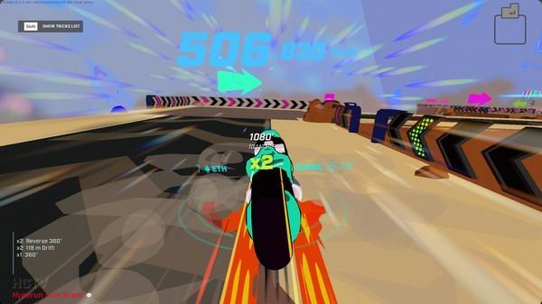 Hyperun Screenshot