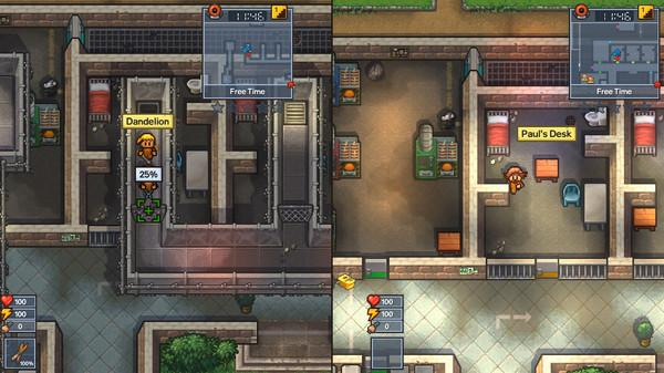 The Escapists 2 Screenshot