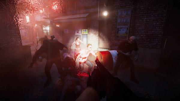 Dead Purge: Outbreak Screenshot