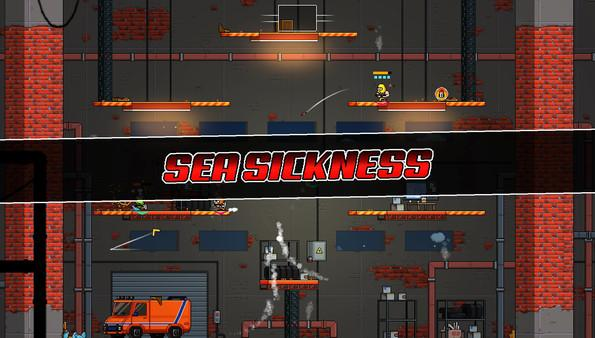 Super Rocket Shootout Screenshot