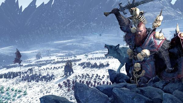 Total War: WARHAMMER - Norsca Screenshot