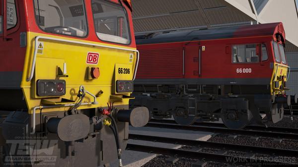 Train Sim World: Great Western Express Screenshot