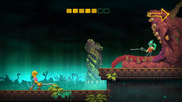 Nidhogg 2 Screenshot