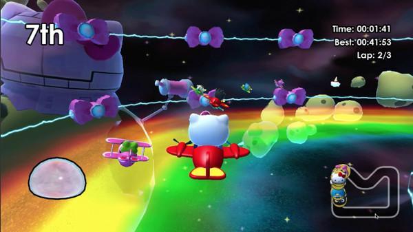 Hello Kitty and Sanrio Friends Racing Screenshot