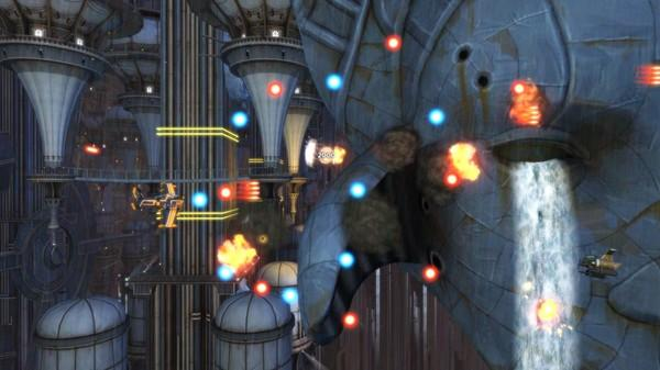 Sine Mora EX Screenshot