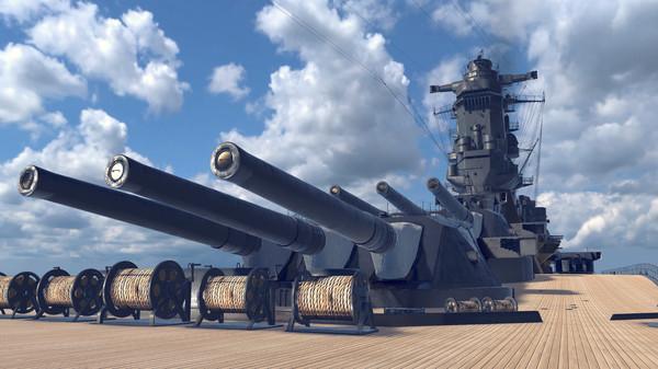 VR Battleship YAMATO Screenshot
