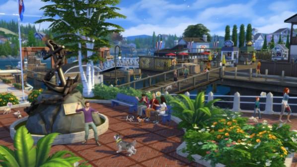 Die Sims 4: Hunde & Katzen Screenshot