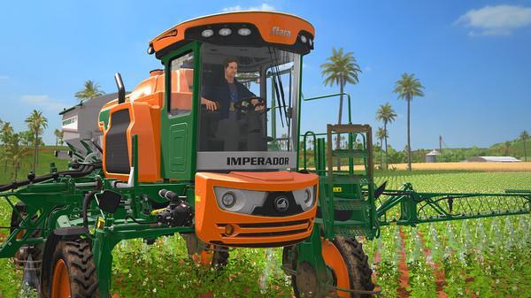 Landwirtschafts-Simulator 17 - Platinum Add-On Screenshot
