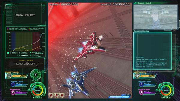 Raiden V: Director's Cut Screenshot
