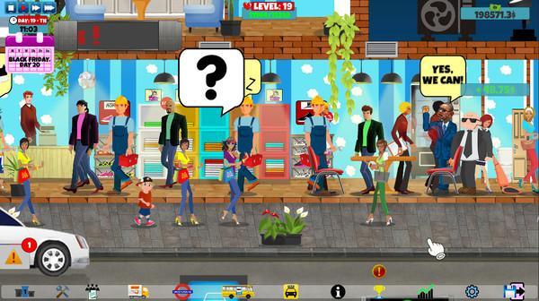 Shopping Tycoon Screenshot
