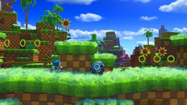 Sonic Forces Screenshot
