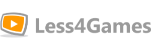 Less4Games Logo